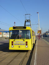 yet another tram